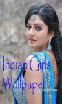 Indian Girl Wallpaper screenshot 1/4