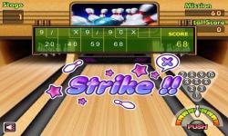 3D Bowling Free screenshot 1/4