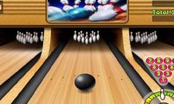 3D Bowling Free screenshot 2/4