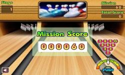 3D Bowling Free screenshot 3/4