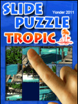 Slide Tropic Puzzle Free screenshot 2/6