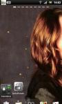 Miley Cyrus Live Wallpaper 1 screenshot 2/3