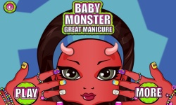 Baby Monster Manicure screenshot 2/3