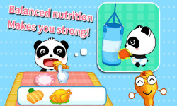 Healthy Eater Good Eater by Babybus screenshot 2/5