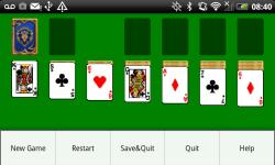 Solitaire CardGame screenshot 3/4