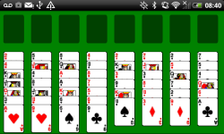 Solitaire CardGame screenshot 4/4