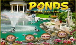 Free Hidden Object Games - Ponds screenshot 1/4