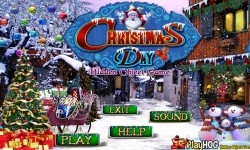 Free Hidden Object Game - Christmas Day screenshot 1/4