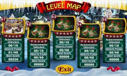 Free Hidden Object Game - Christmas Day screenshot 2/4