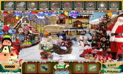 Free Hidden Object Game - Christmas Day screenshot 3/4