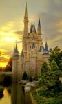 Cinderella Castle Live Wallpaper screenshot 1/4