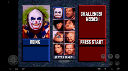 WWF Wrestlemania Arcade screenshot 1/4