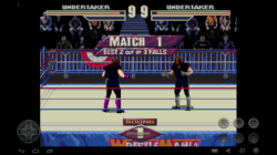 WWF Wrestlemania Arcade screenshot 2/4