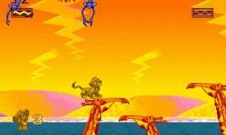 Lion King SEGA screenshot 2/5