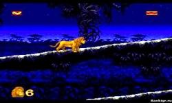 Lion King SEGA screenshot 3/5