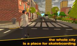 Skater Street FREE screenshot 1/3