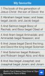 Holy Bible New version screenshot 2/3