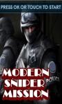 Modern Sniper Shoot-free screenshot 1/1