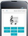 Music Note Trainer Lite screenshot 1/5