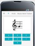 Music Note Trainer Lite screenshot 4/5