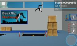 Backflip Madness next screenshot 3/6