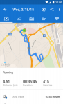 Runtastic PRO Corsa e Fitness secure screenshot 4/6