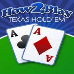 How2 Play Texas Hold Em screenshot 1/2