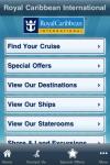Royal Caribbean International - Official App screenshot 1/1