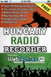 Hungary Radio Recorder Free screenshot 1/1