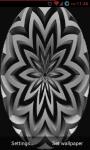 3D Bloom Circle Live Wallpaper screenshot 1/3