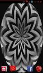 3D Bloom Circle Live Wallpaper screenshot 3/3