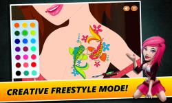 Fab Tattoo Artist screenshot 5/6