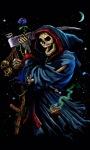 Reaper Death Live Wallpaper screenshot 1/3