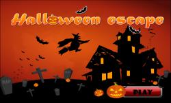Halloween decryption escape screenshot 1/3