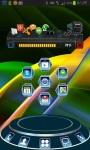 Refine-HD Next Launcher 3D Theme screenshot 1/4