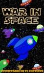 War in Space Free screenshot 1/1