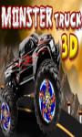 Monster Truck 3D - Free screenshot 1/4
