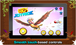Birds Joyride - Endless Game screenshot 1/5