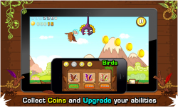 Birds Joyride - Endless Game screenshot 2/5