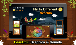 Birds Joyride - Endless Game screenshot 5/5