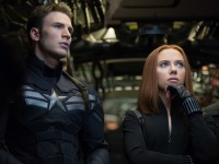 Captain America: The Winter Soldier Wallpaper Free screenshot 2/6