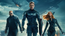 Captain America: The Winter Soldier Wallpaper Free screenshot 4/6