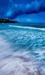 Blue Seashore Live Wallpaper screenshot 1/3