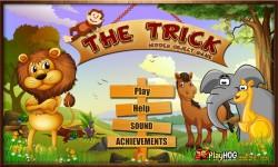 Free Hidden Object Games - The Trick screenshot 1/4