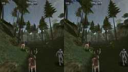 VR Jogging Zombies in Nature screenshot 2/3