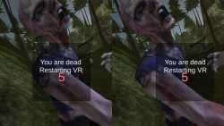 VR Jogging Zombies in Nature screenshot 3/3