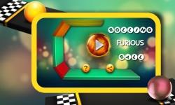 Rolling Furious Ball screenshot 1/4