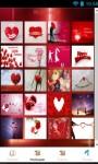 Romantic Love Wallpaper Love Frame screenshot 1/5