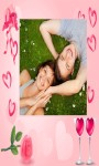 Romantic Love Wallpaper Love Frame screenshot 3/5