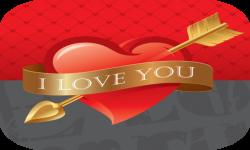 Love Romantic Live Wallpaper HD screenshot 1/5